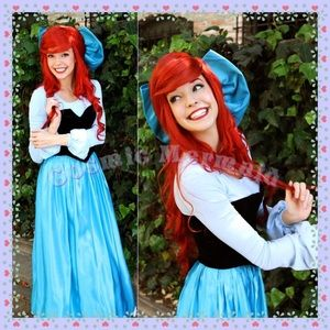 Dresses & Skirts - ⭐️🆕Princess Ariel Little Mermaid Cosplay Dress⭐️